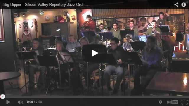 John Worley - Big Dipper - Silicon Valley Repertory Jazz Orchestra
